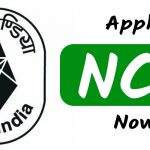 NCL Various Post Online Form 2020